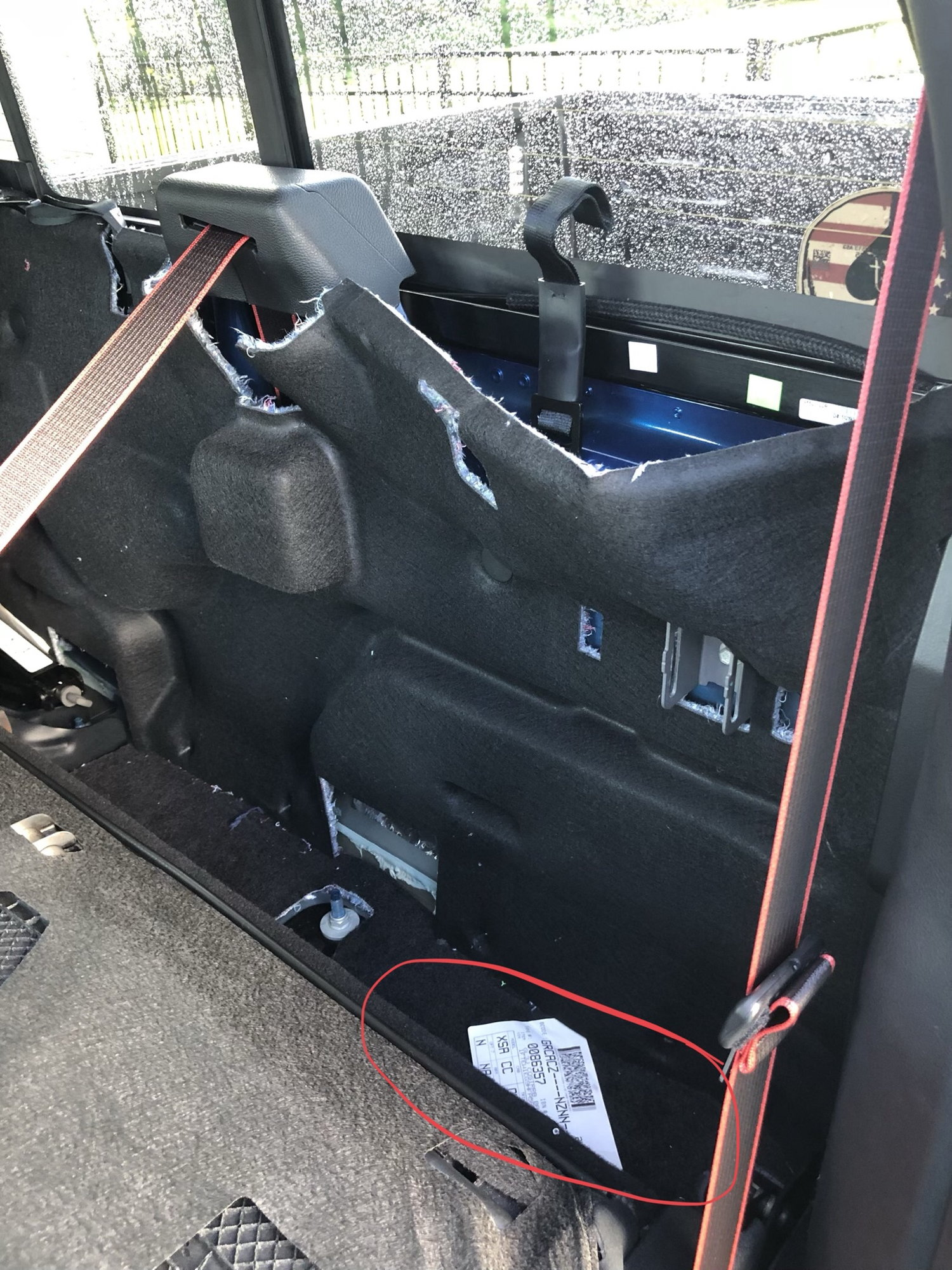Musty mildew smell after rain or wash - Ford F150 Forum