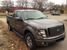 My 2011 FX4 SCAB