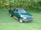 First week I had the truck