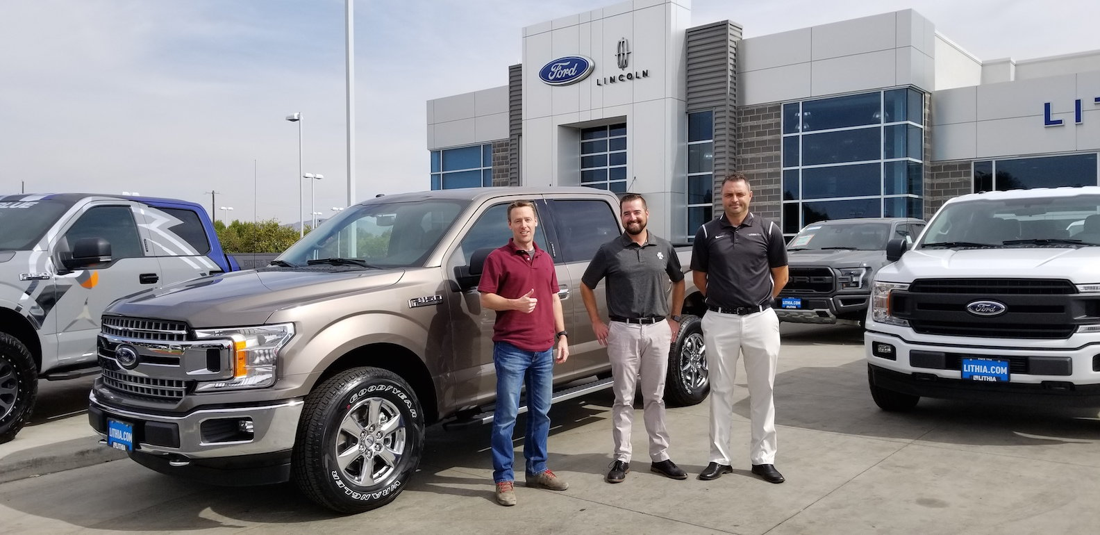 Lithia Ford Boise >> 2018 Acquired Lithia Ford Boise Excellence Again Ford