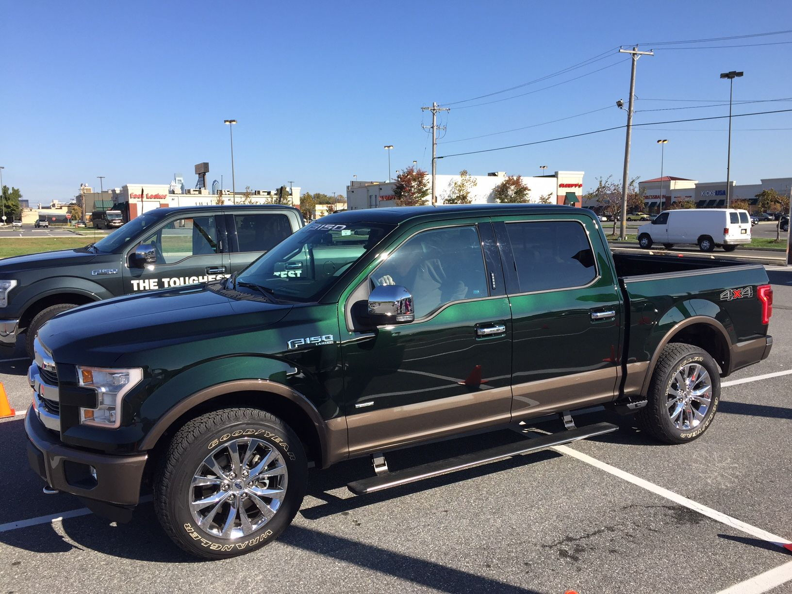It S A Gem Of A Color Ford F150 Forum Community Of