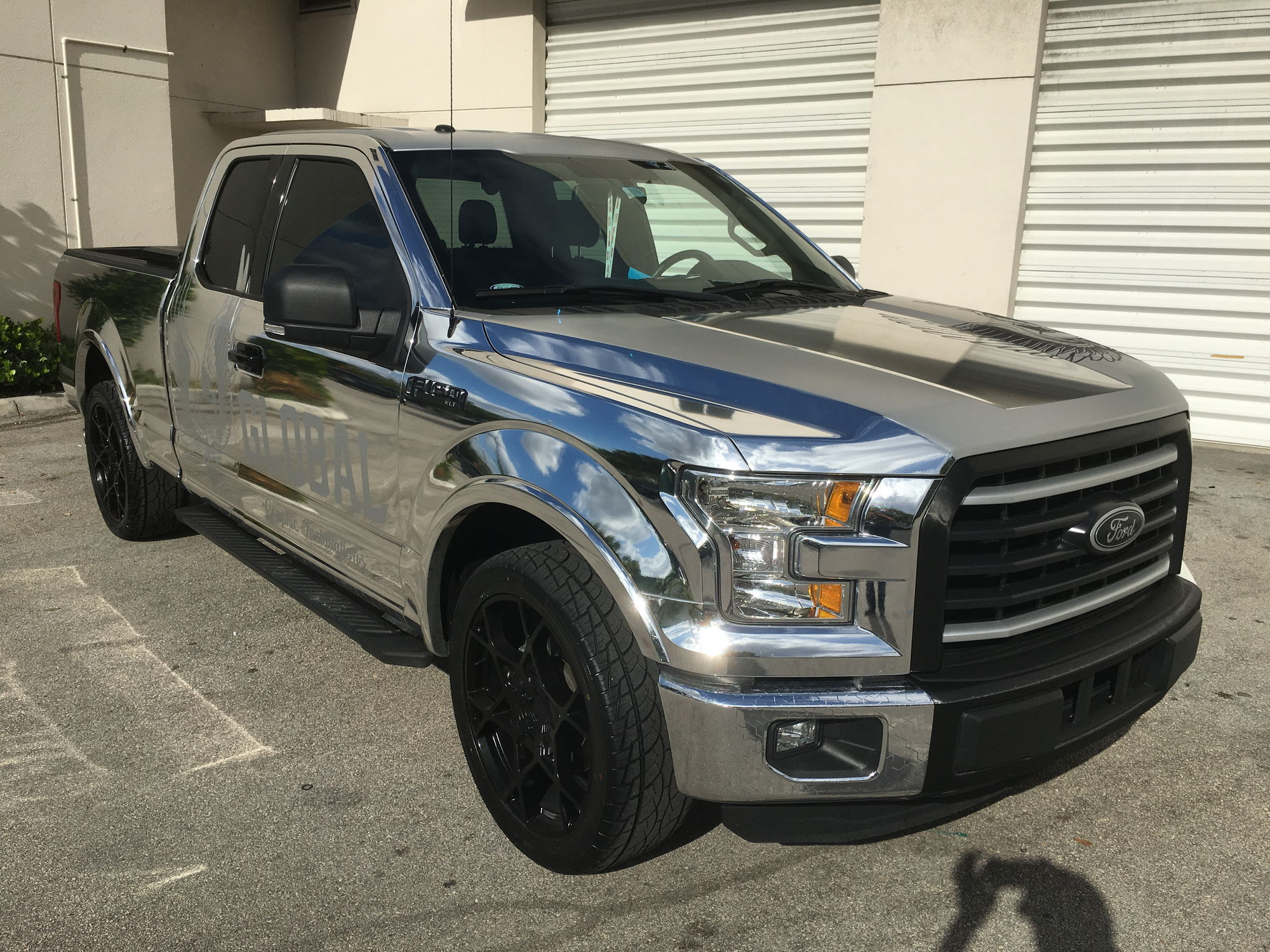 polished aluminium f150 ford f150 forum community of ford truck fans. Black Bedroom Furniture Sets. Home Design Ideas