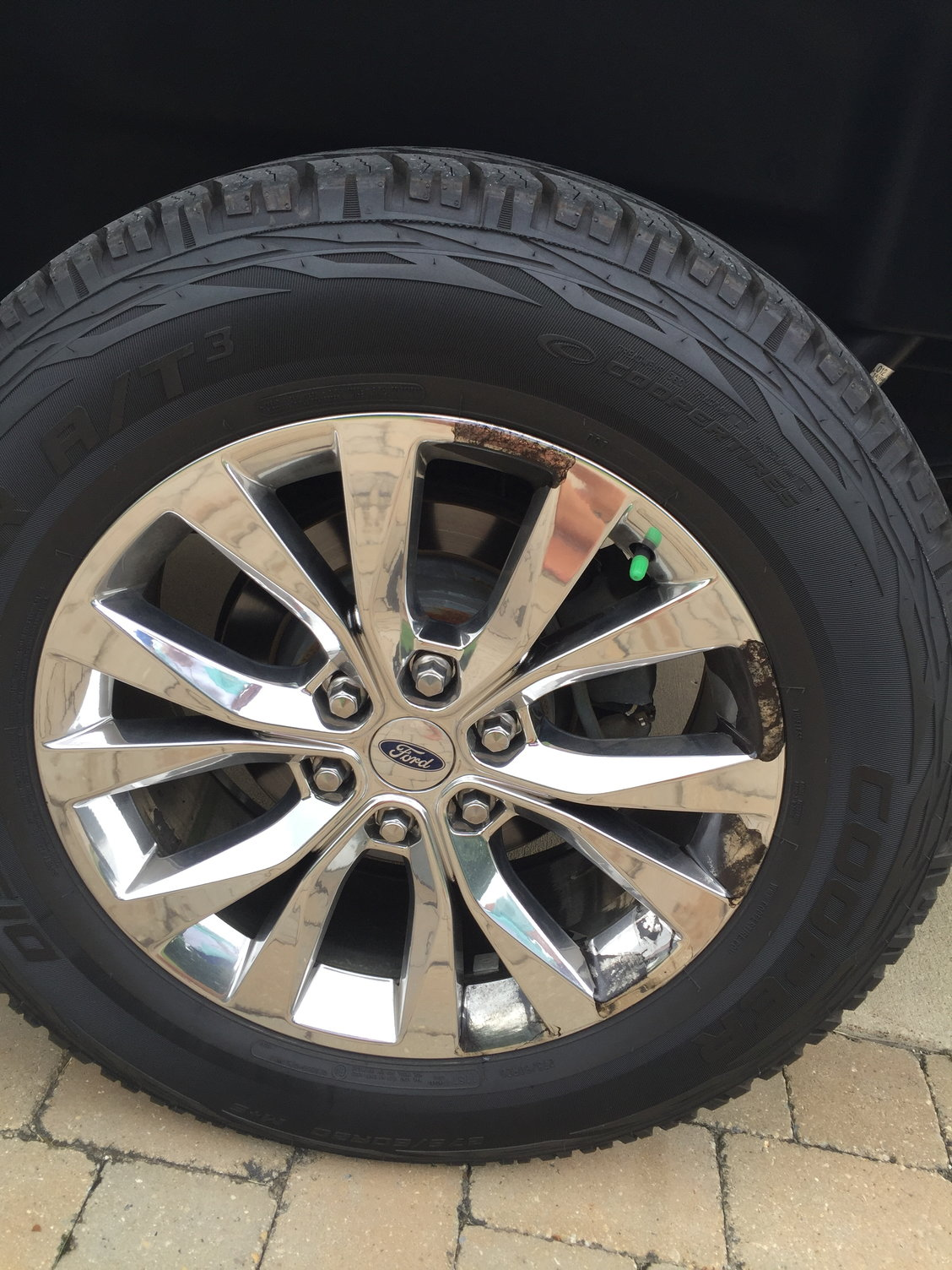 Ford F150 Oem Wheels >> OEM PVD wheels peeling - Page 3 - Ford F150 Forum ...