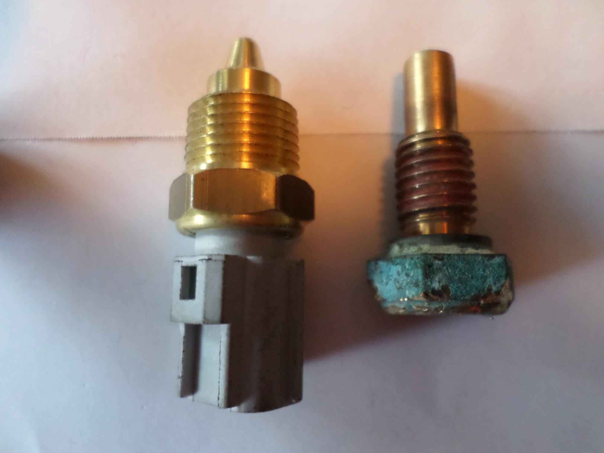 TOPRAN Sensor coolant temperature 502 912