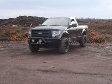 2013 F150 STX 8