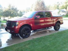 2013 FX4 SCrew Ecoboost