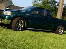 New Wheels/Tires