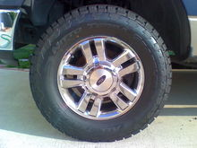 Nitto Terra Grapplers 285/65/18