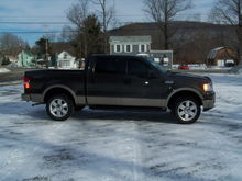 2006 F-150 Lariat Before and After