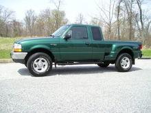 2001 Ford Ranger 4X4
