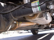 WTH!  OMG!  WTF!  Rust on driveshaft on a brand new truck!  Time to get rid of the thing.