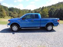 2013 Ford F150 XLT 4X4 5.0 Scab