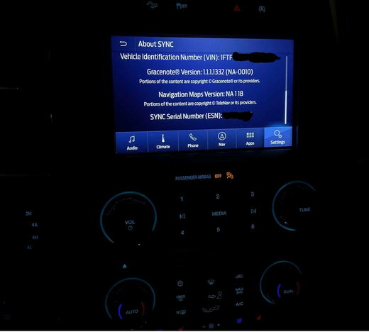 Upgrade Sync 3 V3 0 To V3 4 Instructions Page 183 Ford F150 Forum Community Of Ford Truck Fans