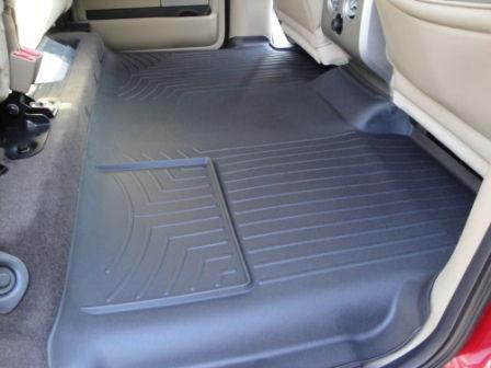 Weatherguard floormats