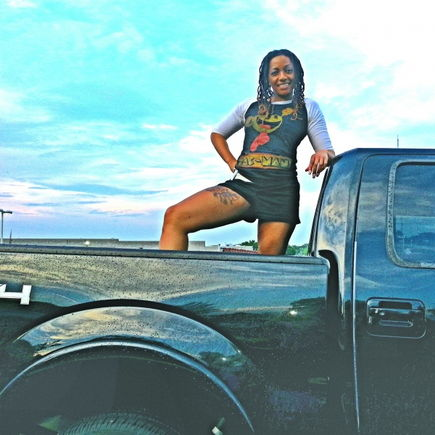 Queen of the 4x4?  lol