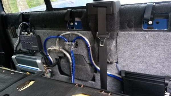 Amp Rack Finished Ford F150 Forum Community Of Ford