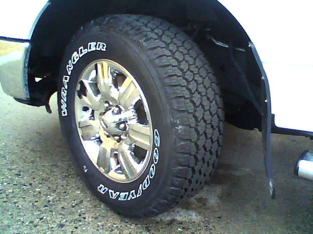 Goodyear Adventure With Kevlar Page 2 Ford F150 Forum