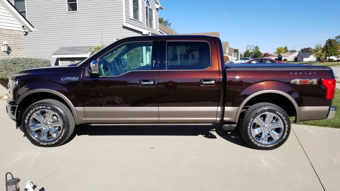 2018 F150 Colors >> 2018 F150 Magma Red Page 8 Ford F150 Forum Community