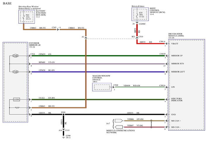 Wiring Diagrams 2015 F150    - Ford F150 Forum