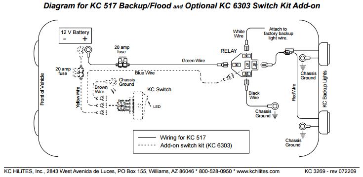 Lightbar Wiring Help   3-way Switch
