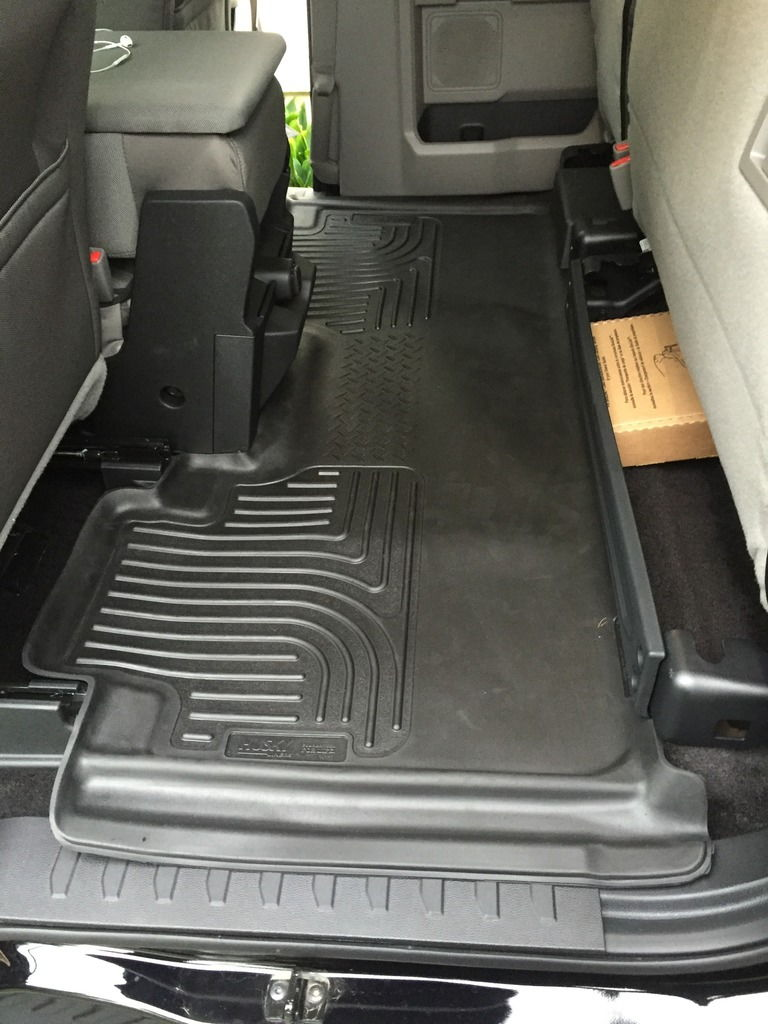 2016 F 150 Xlt Super Cab Floor Mats Page 2 Ford