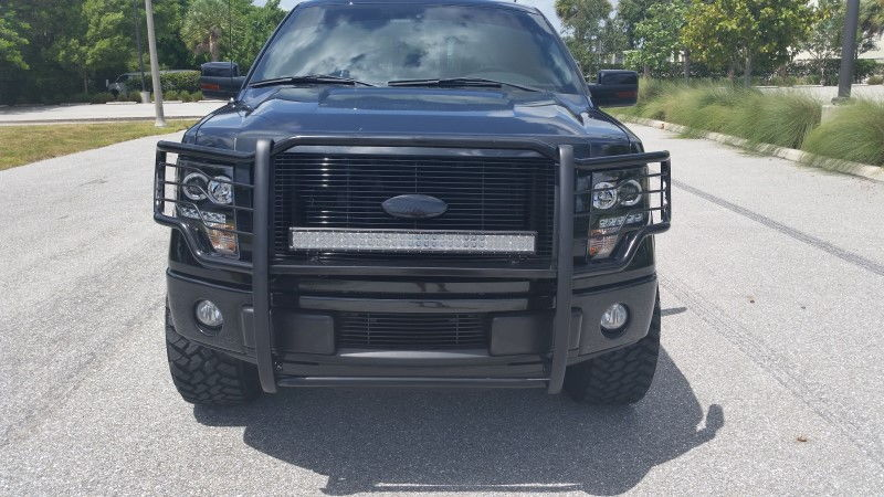 New Headlights Brush Guards And 30 Quot Light Bar Page 2