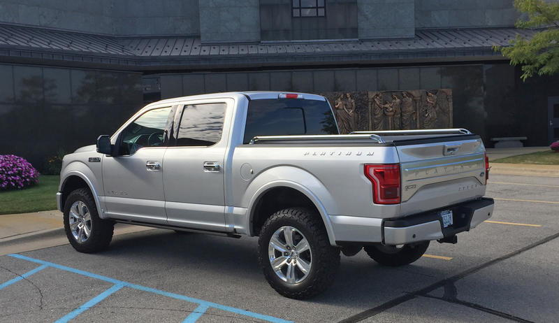 5.0 Coyote F150 >> Let's see those Ingot Silver trucks - Page 20 - Ford F150 Forum - Community of Ford Truck Fans