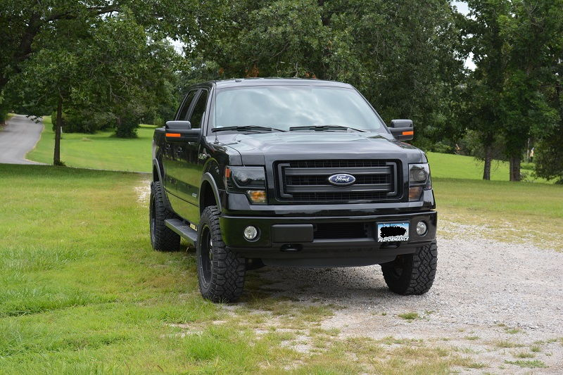 Show Off Your Quot 09 Present Quot Fx4 Page 482 Ford F150