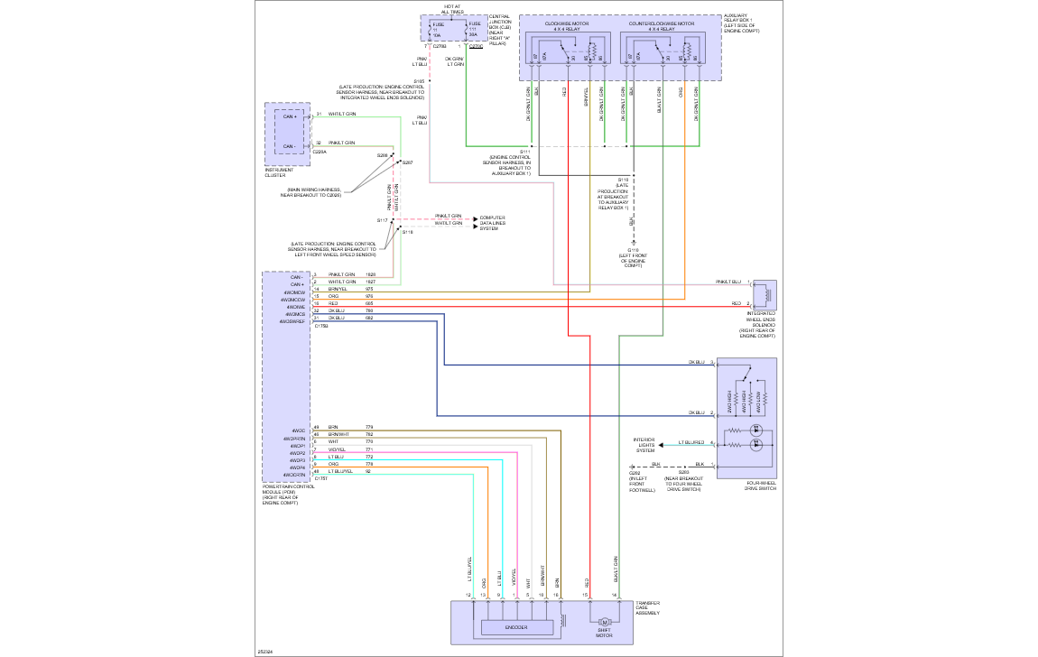2004 2008 f150 wiring schematic ford truck enthusiasts forums 2004 mitsubishi galant wiring diagram 2004 ford e150 wiring diagram #4