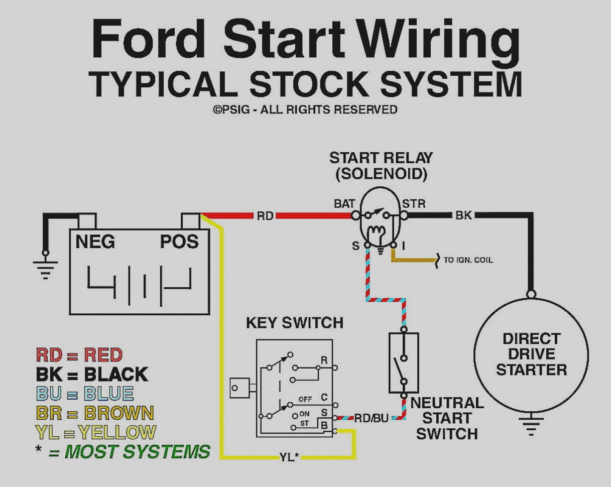Engine will not shut--Alternator backfeed? - Ford Truck ...