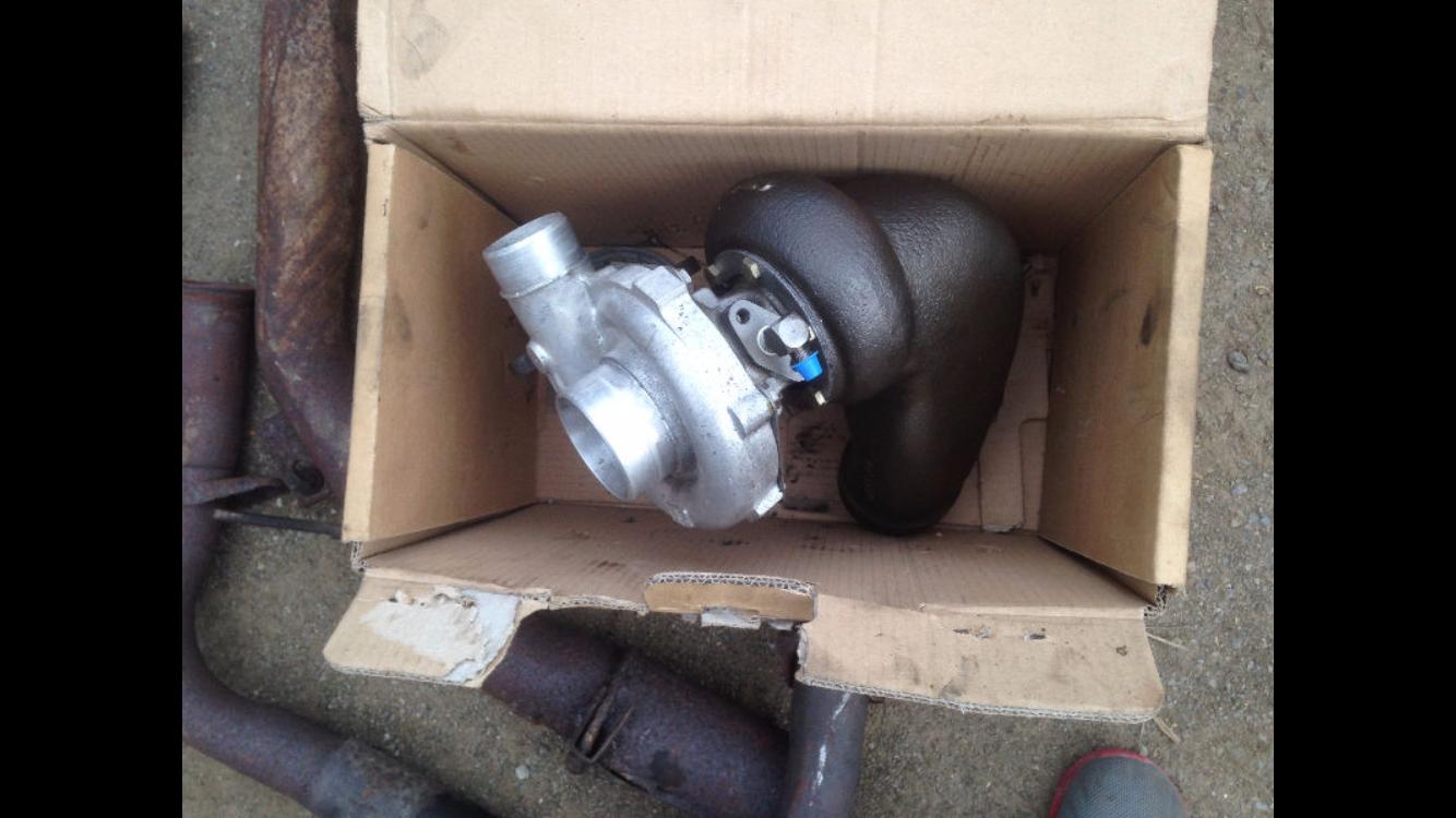 ATS Turbo Kit install 7 3 idi - Ford Truck Enthusiasts Forums
