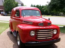 1950 F1 panel truck