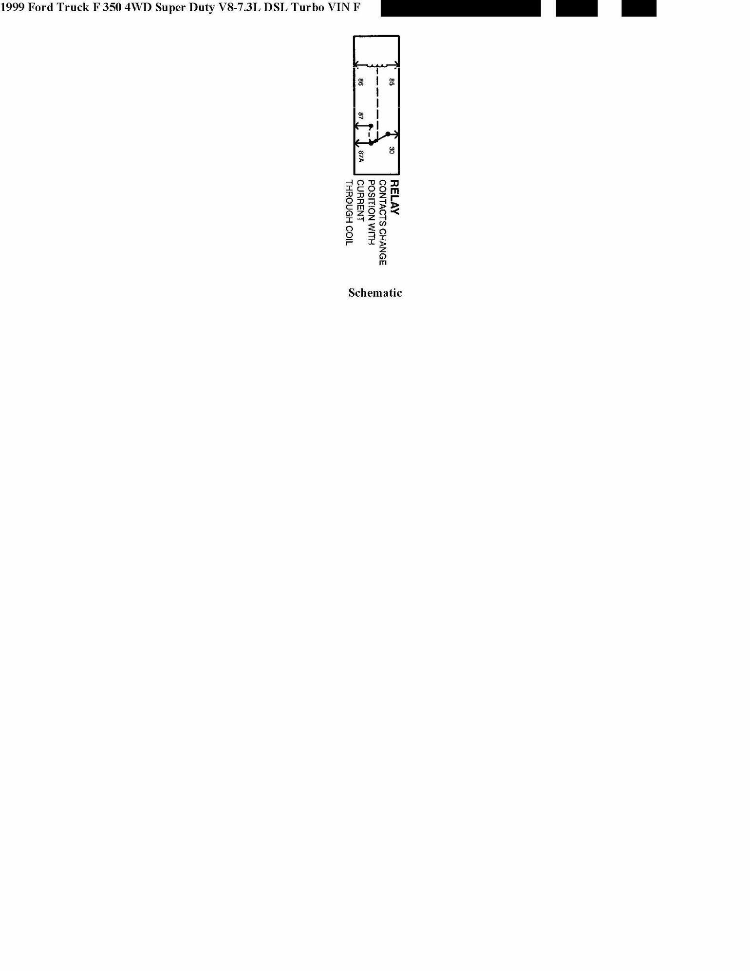 Charmant F250 7 3l Schaltplan Bilder - Elektrische Schaltplan-Ideen ...