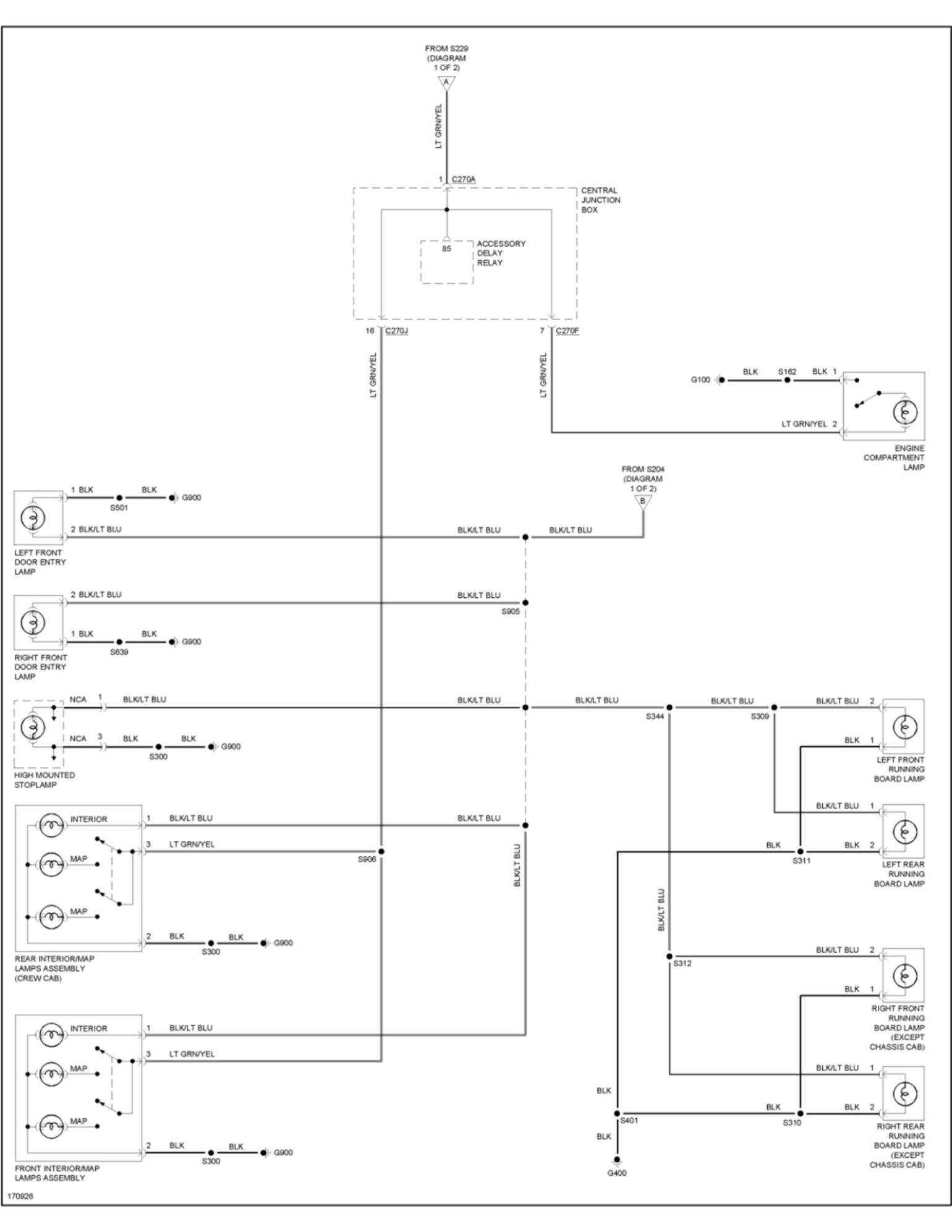 2000 Ford F250 Wiring Schematic