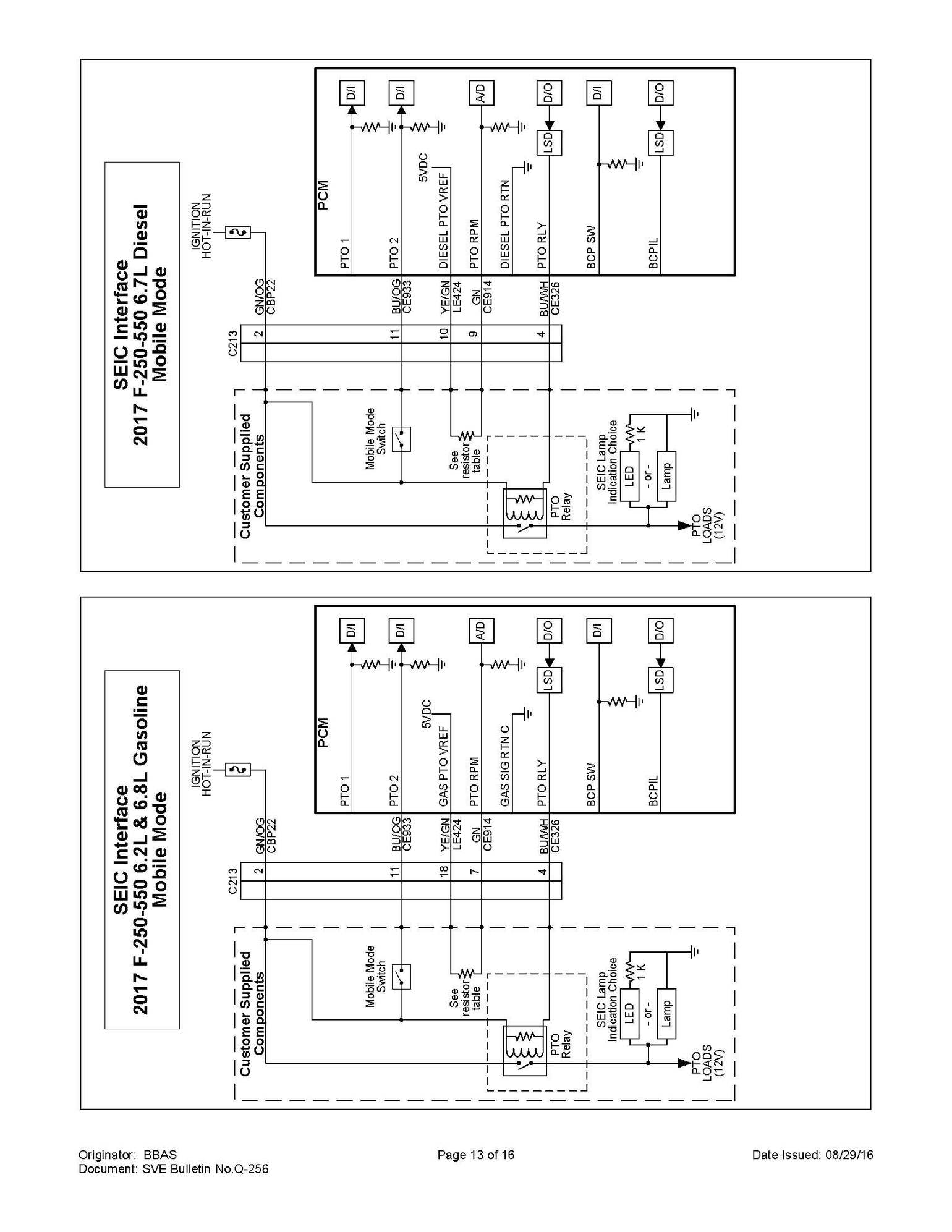1999 ford f550 pto wiring diagram