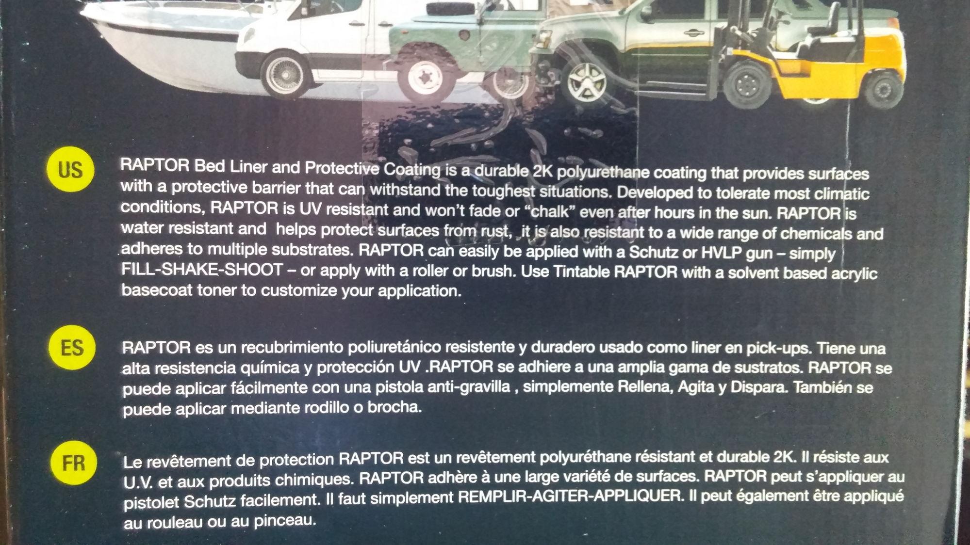 16 F150 Diy Bedliner Raptor Liner Page 2 Ford Truck