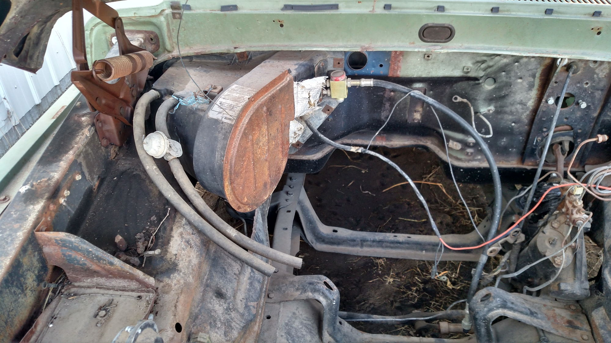 73-79 Air Conditioning Conversion