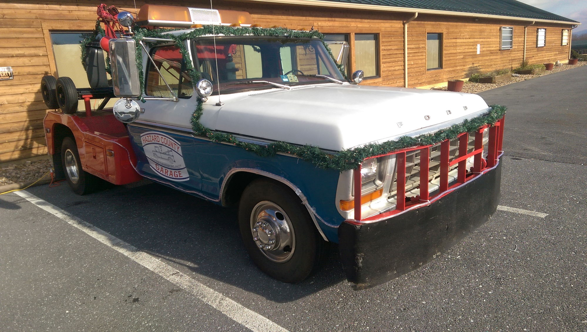 Tow Truck Ottawa >> Cooter's 78 tow truck - Ford Truck Enthusiasts Forums