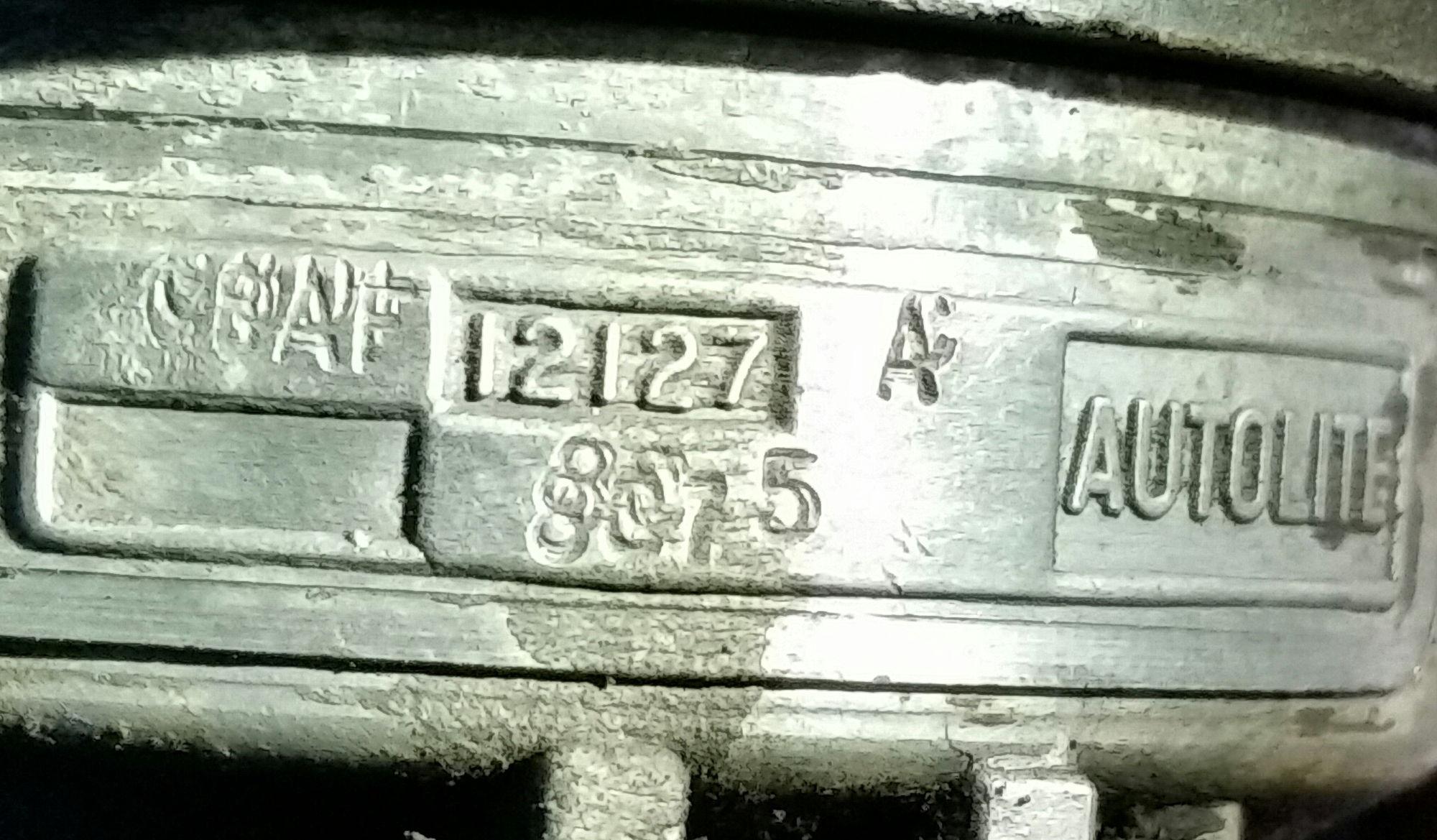 Used Cars Binghamton Ny >> Help identifying Autolite Distributor - Ford Truck