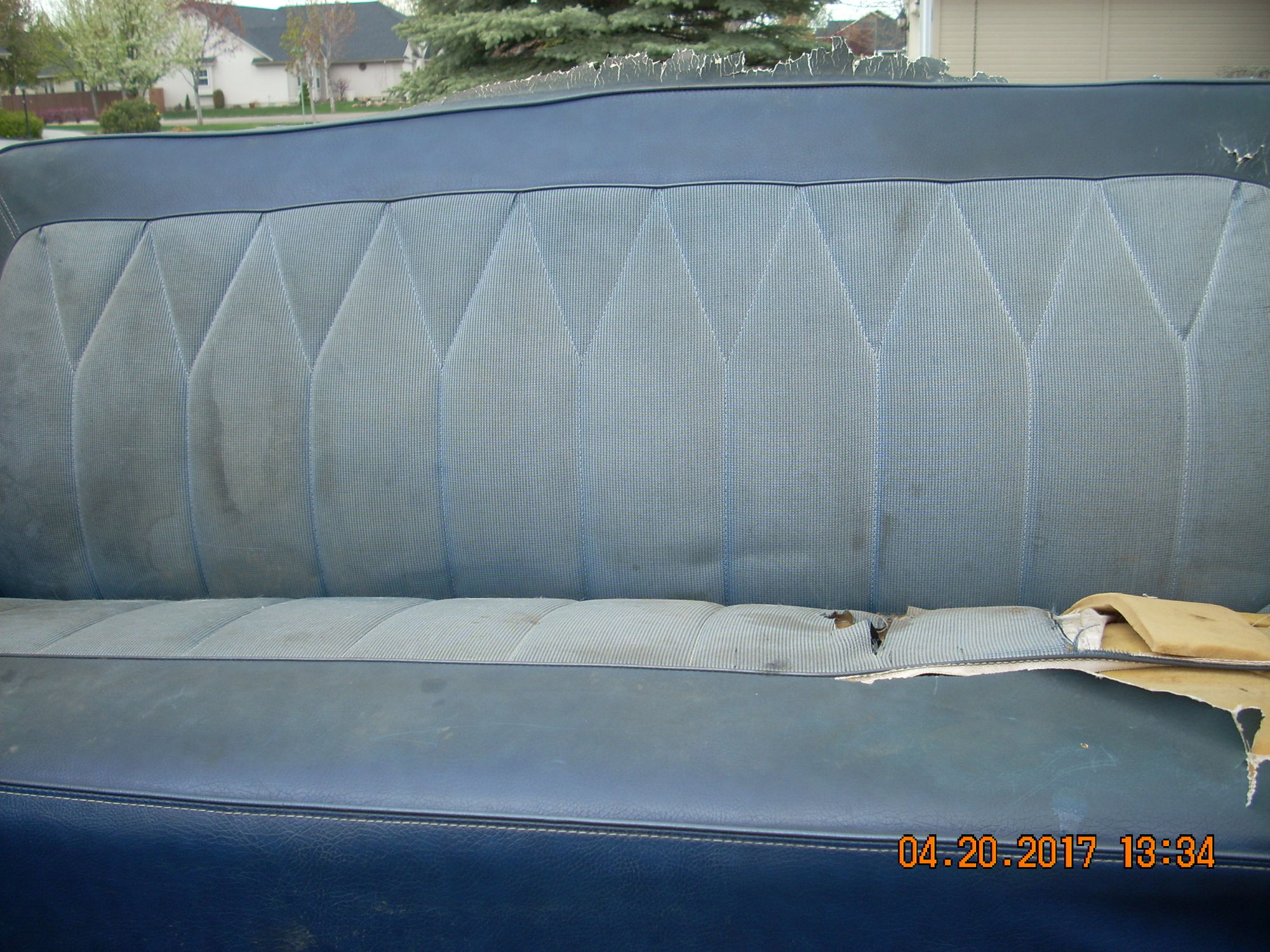 1970 Bench Seat Foam Ford Truck Enthusiasts Forums