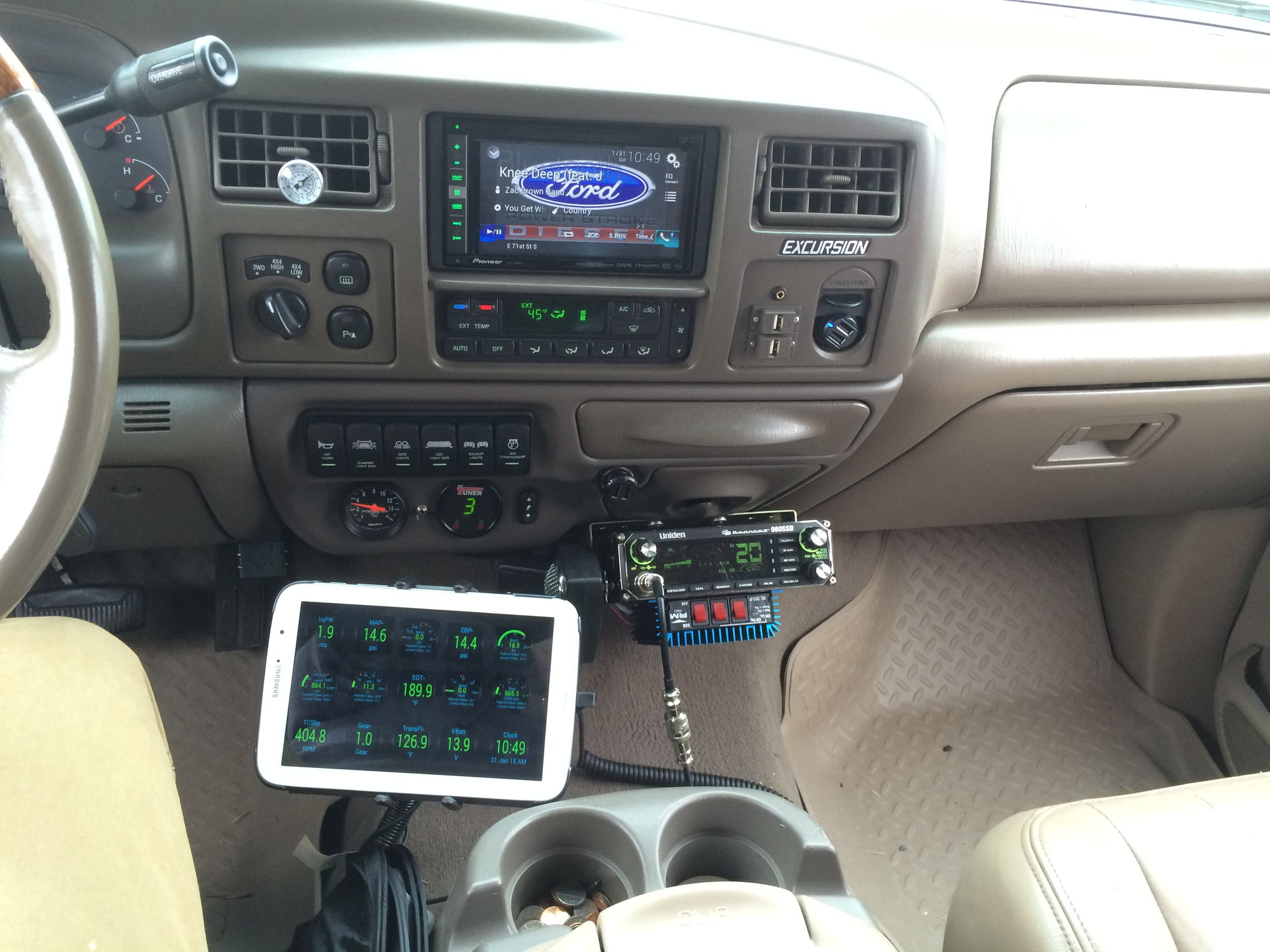 Tablet Deals For Those Wanting Torque Pro Ford Truck
