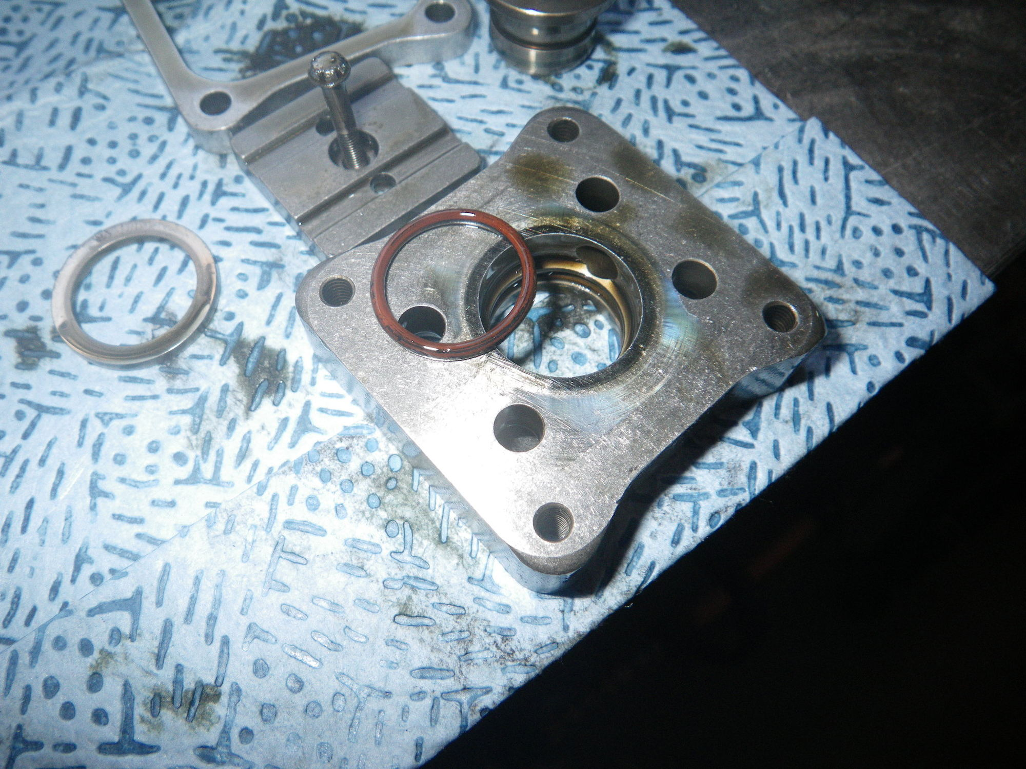 Stock Injector Rebuild - Ford Truck Enthusiasts Forums