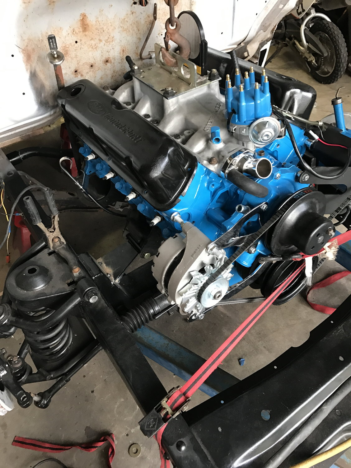 Bb 57 Engine Room: Ford Truck Enthusiasts Forums
