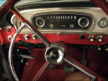 1965 Ford F100 Interior (Raven)