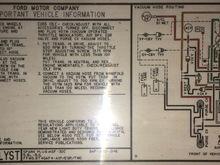 1985 E250 5.8 4bbl