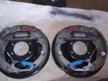 drum brakes rebuilt