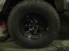 35s on Crager soft 8s
