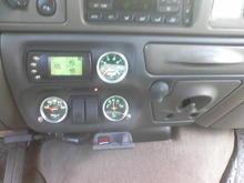 F650 Dash installed