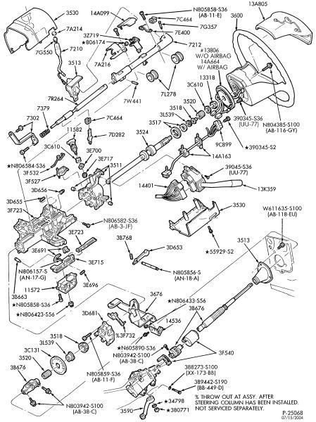 Steering Column Issues