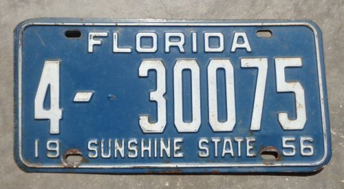 I NEED A 1956 FLORIDA PLATE - Ford Truck Enthusiasts Forums